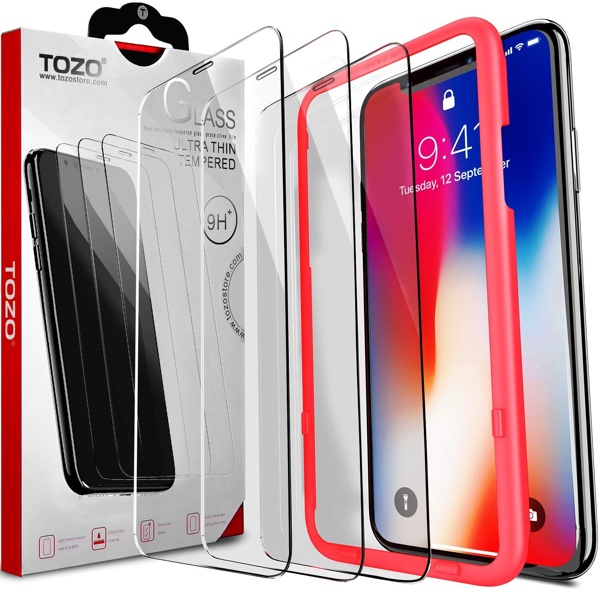 release date 2004a 32a19 iPhone XS / XS Max Screen Protector With Tempered Glass: Here Are ...