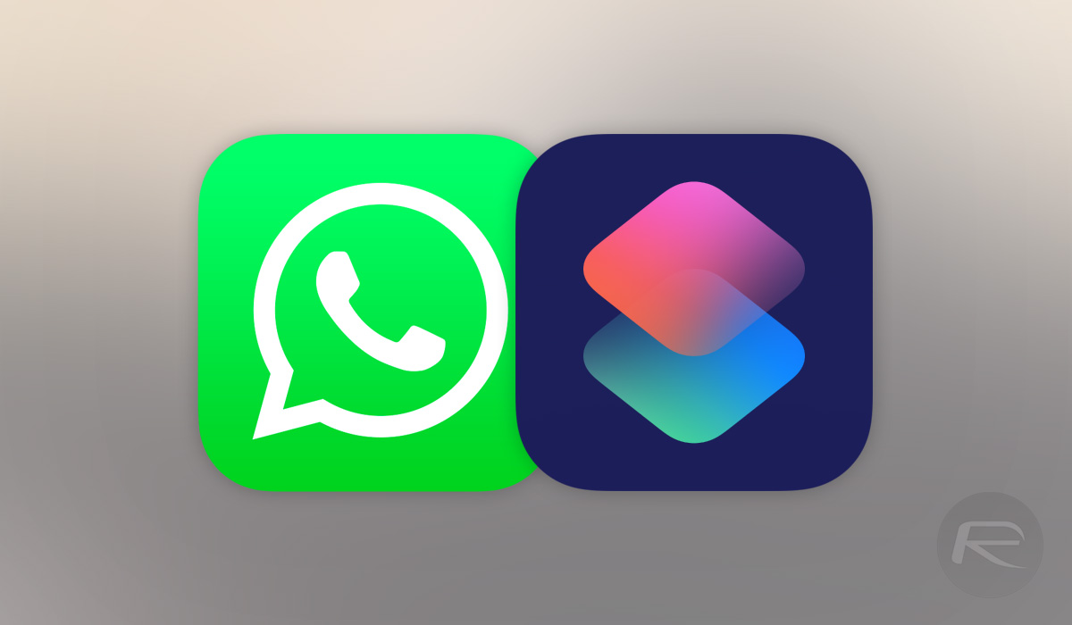 Send WhatsApp Message Without Saving Contact Using iOS 12 Siri
