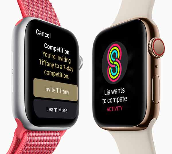 Apple Watch Series 4 Unveiled: Here's What's New