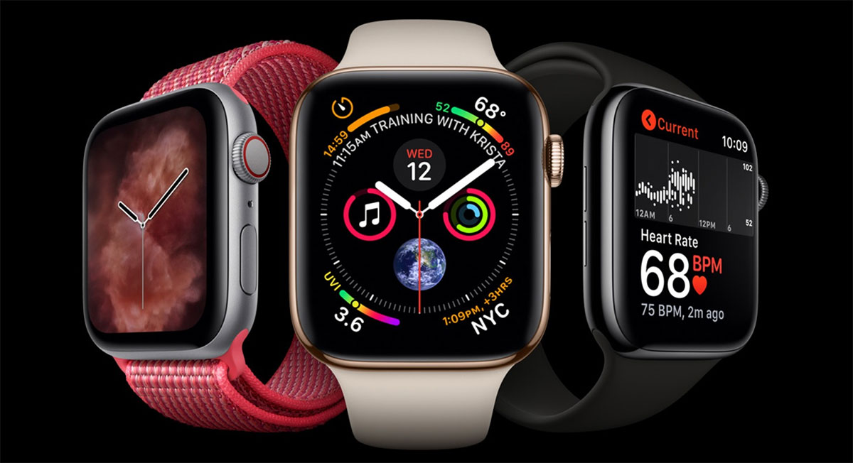 Apple Watch Series 4 Vs Series 3, 44 / 42 mm Vs 40 / 38mm