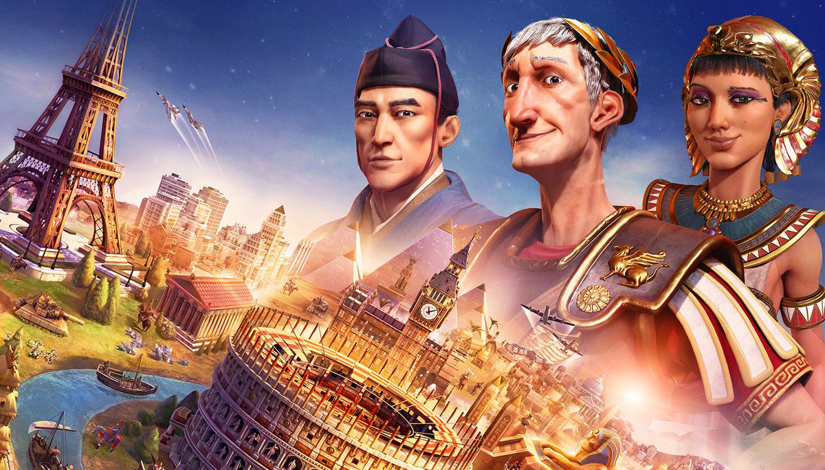 Civilization VI coming to the Switch this November
