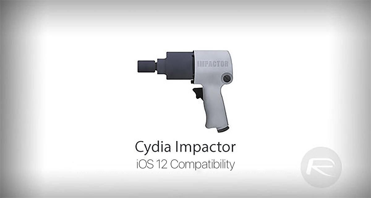 Cydia impactor ios 12