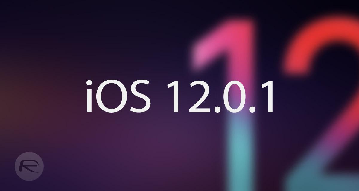 12.0.1 TÉLÉCHARGER IPSW IOS
