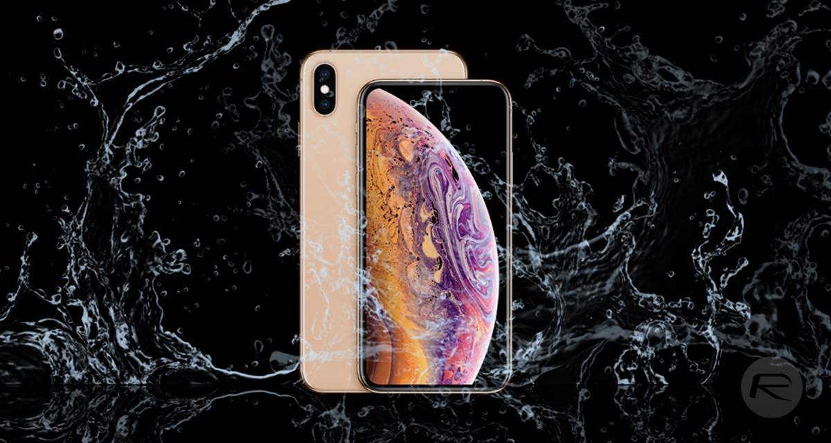 new style d4ae4 9c279 iPhone XS / XS Max Features IP68 Water Resistance And NFC Reading ...