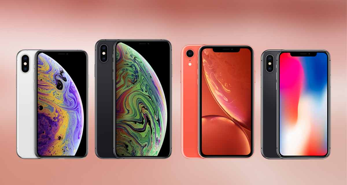 Apple halts the production of iPhone X, iPhone 6s and iPhone SE