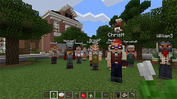 Minecraft: Education Edition For iPad Released | Redmond Pie