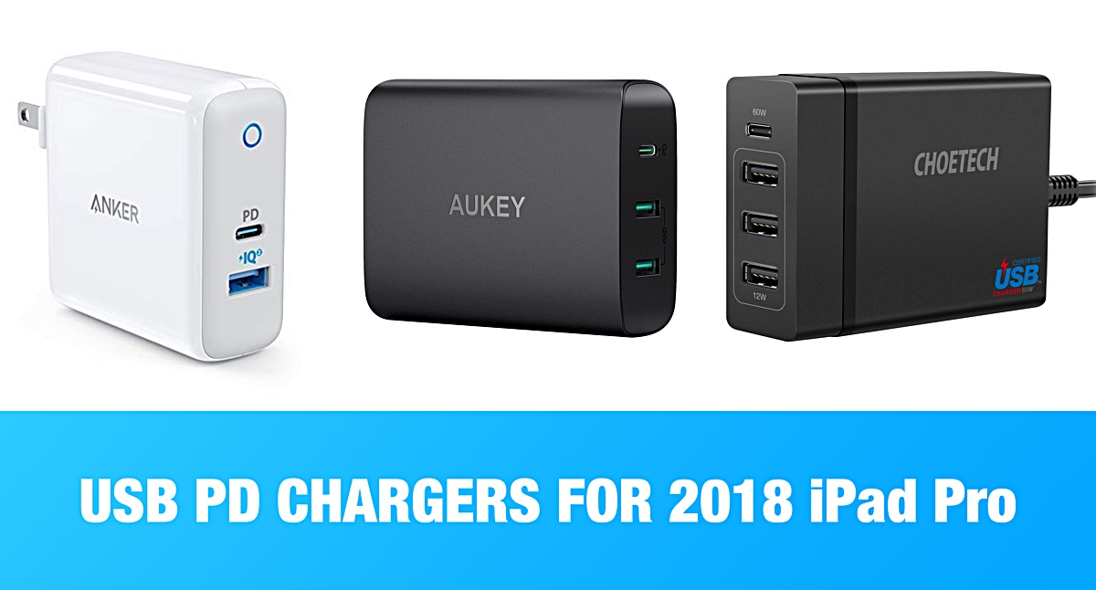 Today S List Is All About Usb C Fast Chargers For The New Ipad Pro Tablets And Of These Options Are Super Meaning That You Ll Be Charging