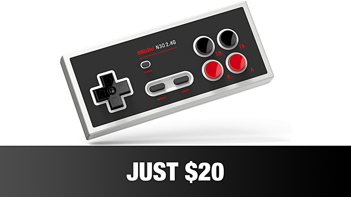Deal Alert: Give Your NES Classic Edition A Wireless