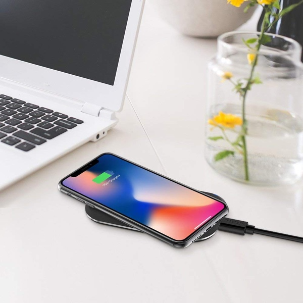 Choetech Deal: Fast Wireless Charger With 7 5W Support For