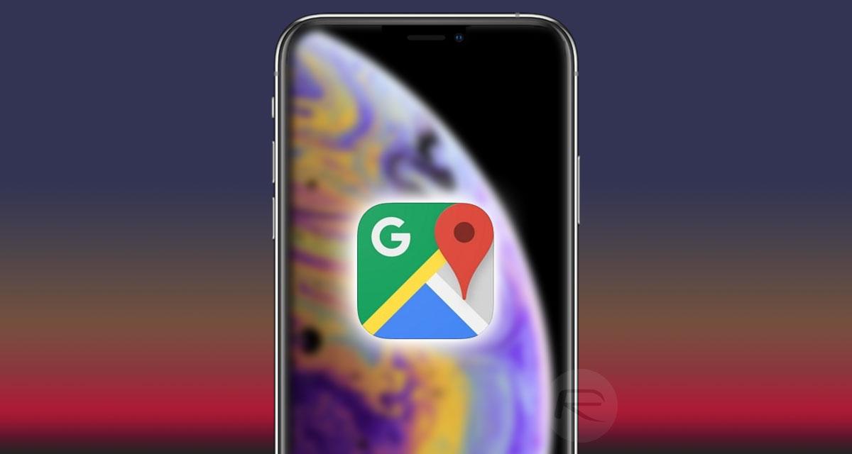Google Maps Location ETA Sharing Now Available On iOS