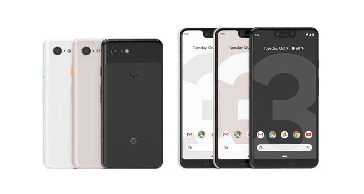 Google Announces Pixel 3, Pixel Slate Tablet, New Chromecast, Home Hub, More
