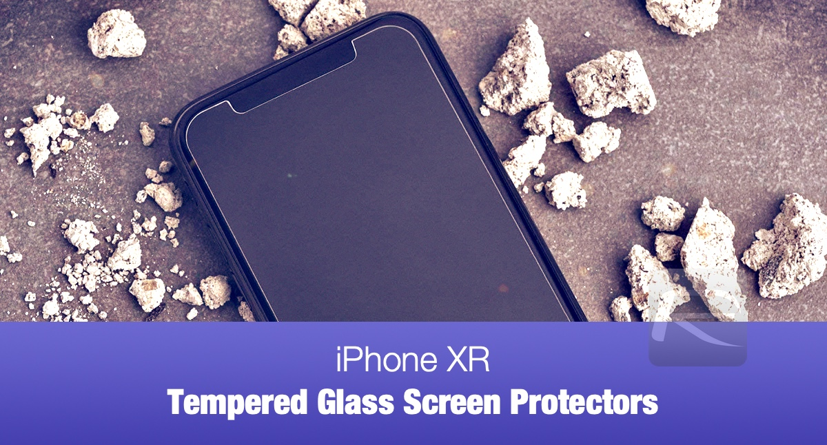 promo code 88361 8cdb5 iPhone XR Screen Protector With Tempered Glass: Here Are The Best ...