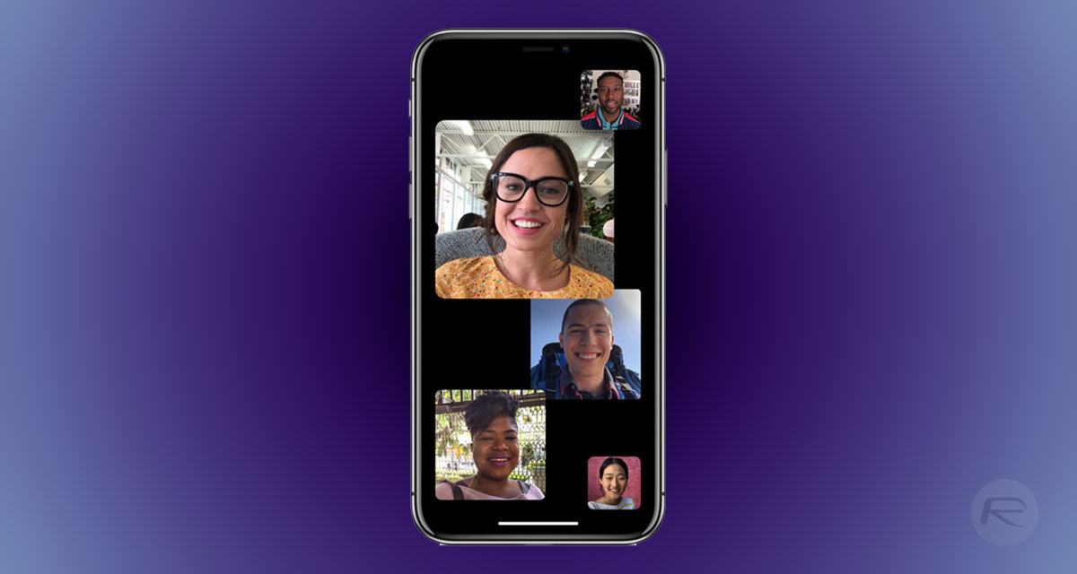 Here's how to make a Group FaceTime call in iOS 12.1