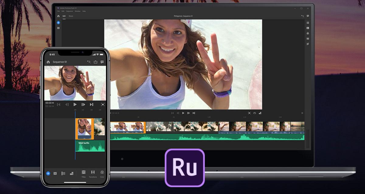 Adobe'dan YouTuberlar İçin Video Düzenleme Uygulaması