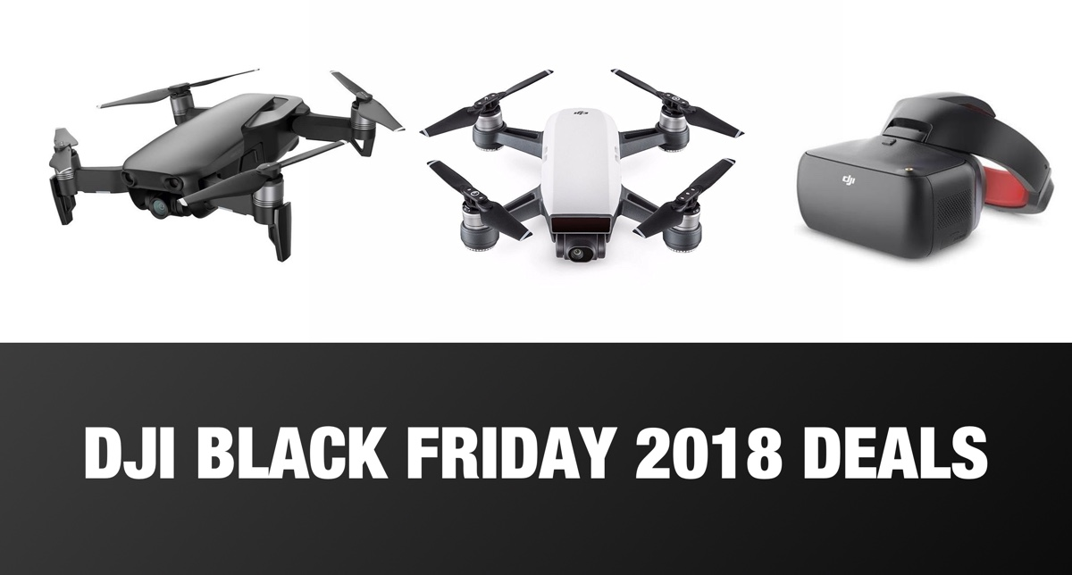 drone black friday 2018