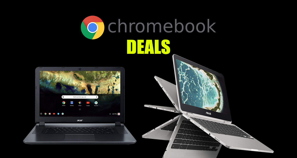 Chromebook And Windows 10 Laptops Black Friday Deals Bring Prices