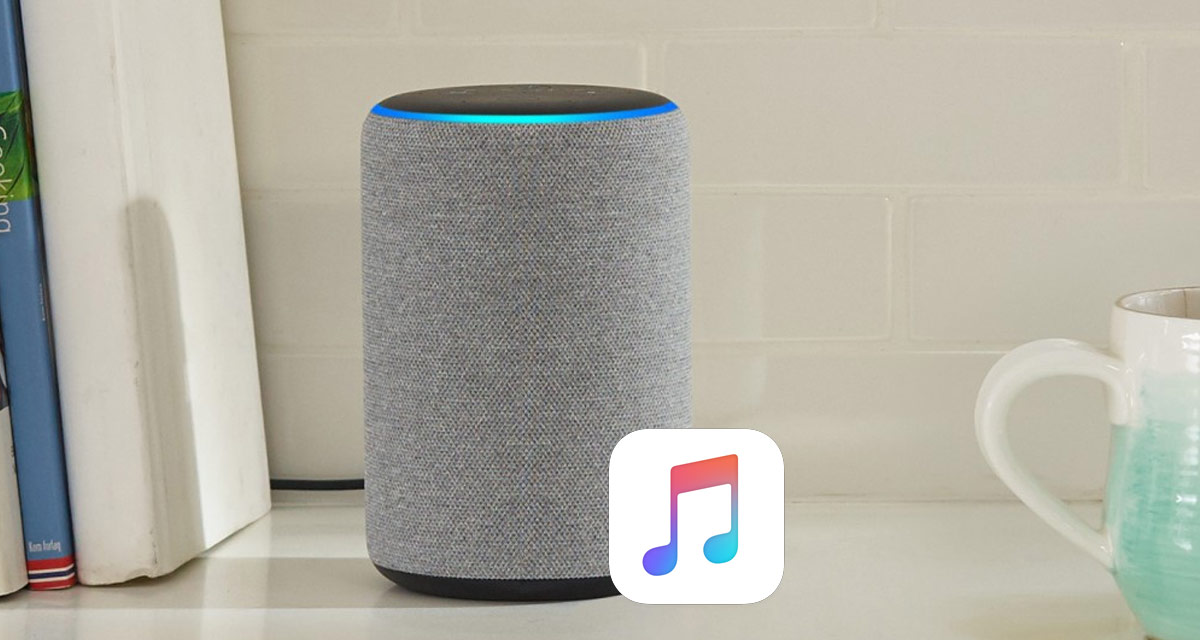 Apple Music arrives on Amazon's Echo speakers starting December 17
