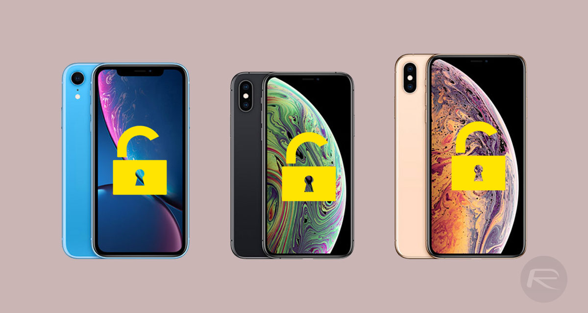 RSIM 13 Can Unlock iPhone XS, XS Max, XR, X On iOS 12 With