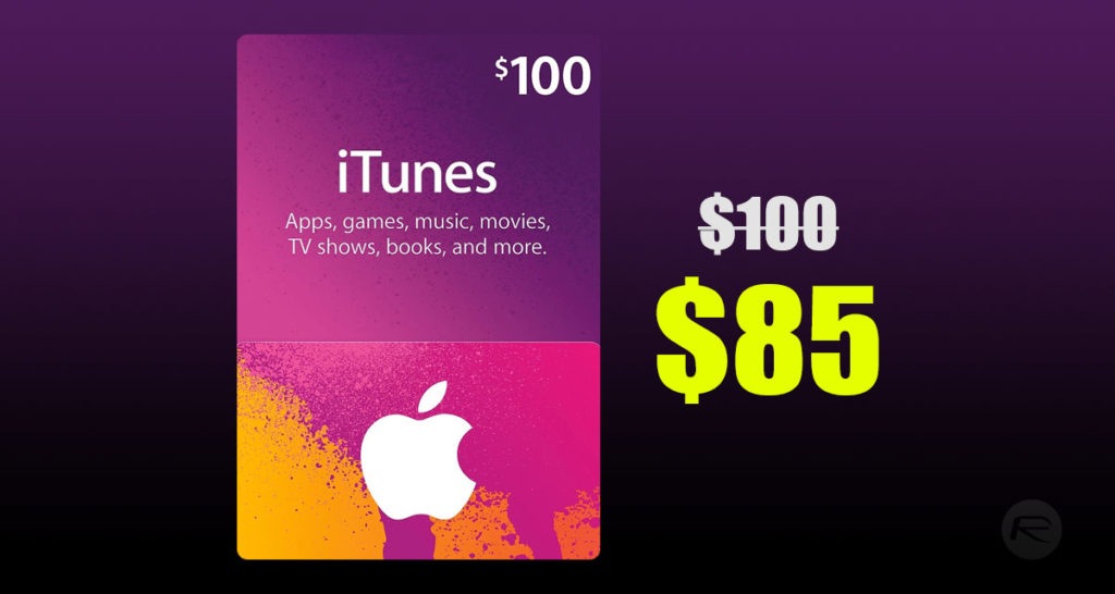 Lightning Deal: Get $100 iTunes Credit For $80 And Redeem It For Free Apps, Games, Disney+, Apple Arcade, Music And More