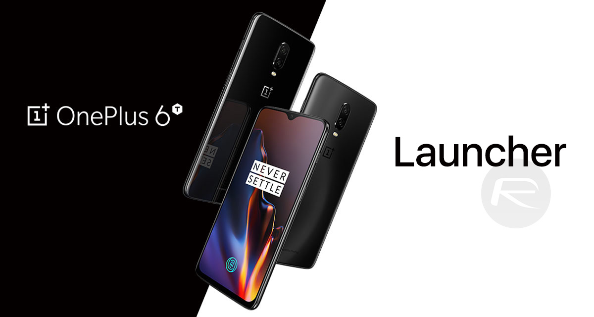 Download OnePlus 6T Launcher APK For OnePlus 6 Running OxygenOS 9