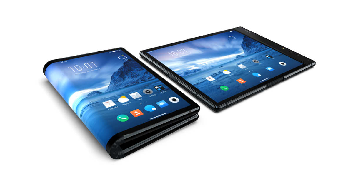 Image result for flexi pai mobile phone