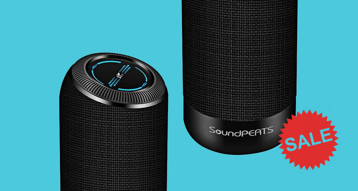 Steal Of A Deal: This 360-Degree Firing 10W Bluetooth Speaker Can Be Yours For Only $10