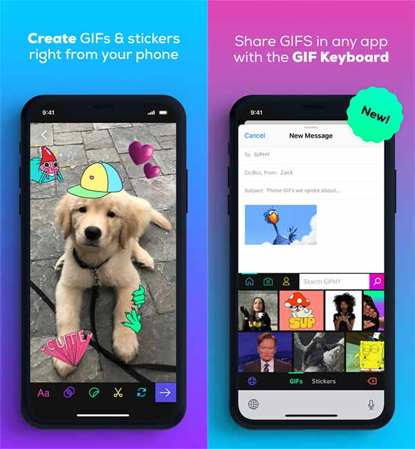Giphy iOS App Update Brings Sticker Maker Feature On iPhone