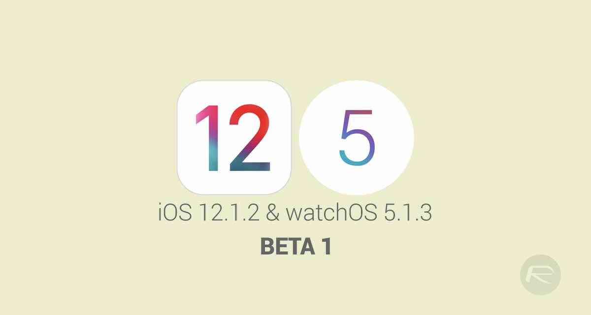 Download iOS 12 1 2 Beta 1 IPSW Links And OTA Update And