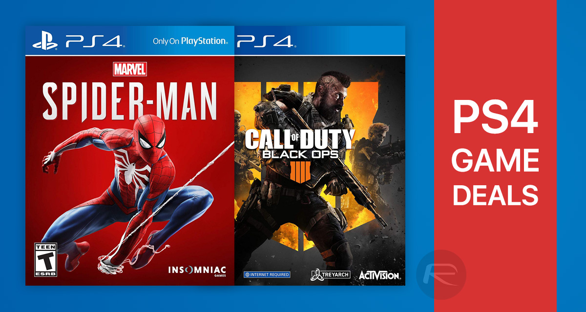 PS4 Game Deals: Get 33% Off On Spider-Man, 45% On Call Of Duty