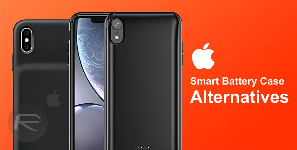 low priced ebf8b ea059 Cheap Apple Smart Battery Case Alternative For iPhone XS, XS Max, XR ...