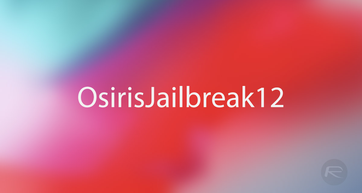 But Theyre Only 12 Why And How To Begin >> Jailbreak Ios 12 1 2 Now Possible Using Osirisjailbreak12 Ipa But