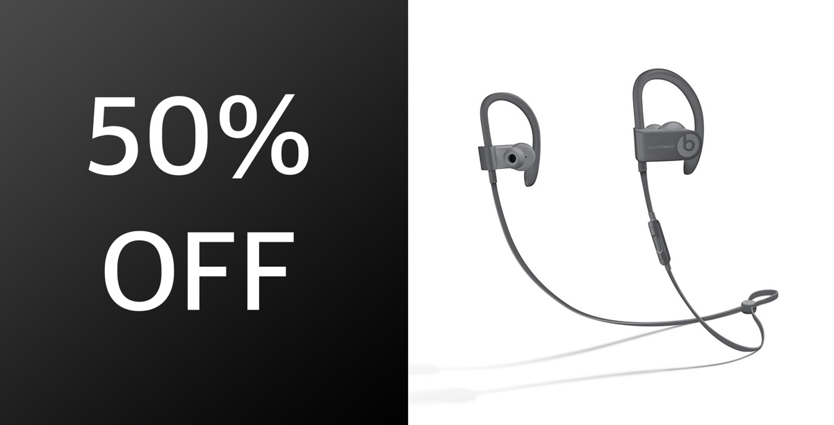 0e4c430af13 Powerbeats 3 Wireless Earphones Are 50% Off Today Bringing The Price Down  To Just $99