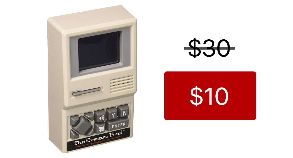 Play This Cult Classic Game In Handheld Form For Just $10 [Usually