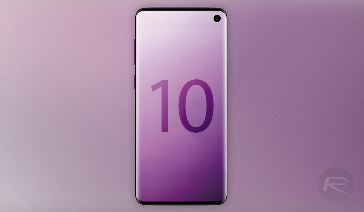 Leak reveals Galaxy S10 battery sizes