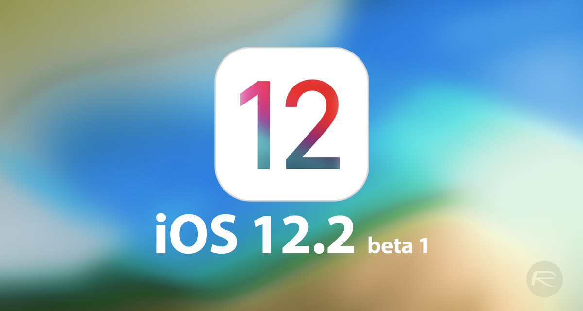 IOS 12.2 Beta 1 vs iOS 12.1.3 speed test