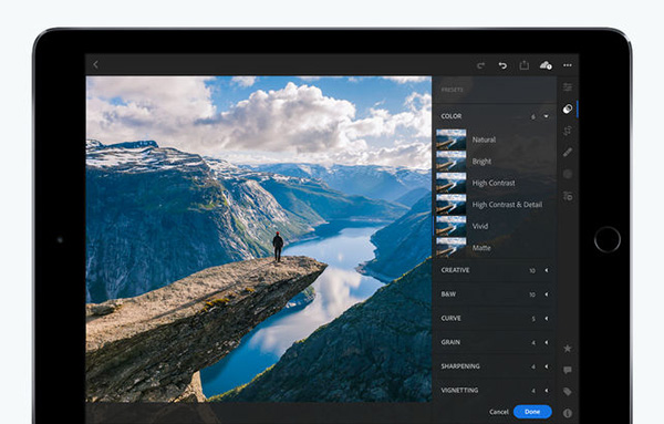 Lightroom CC For iPad Gets Support For Siri Shortcuts ...