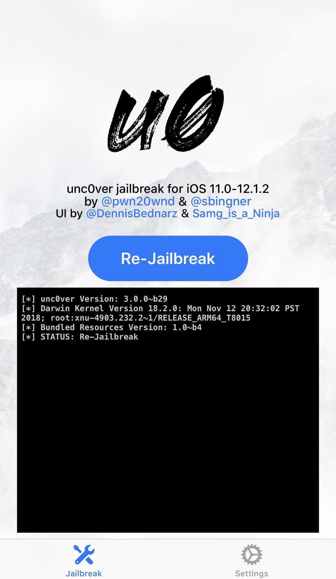 Unc0ver 3 0 0 IPA To Jailbreak iOS 12 / 12 1 1 / 12 1 2 With Cydia