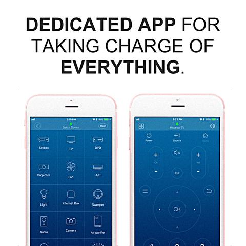 Lightning-Based Smart IR Blaster For iPhone Running iOS 12