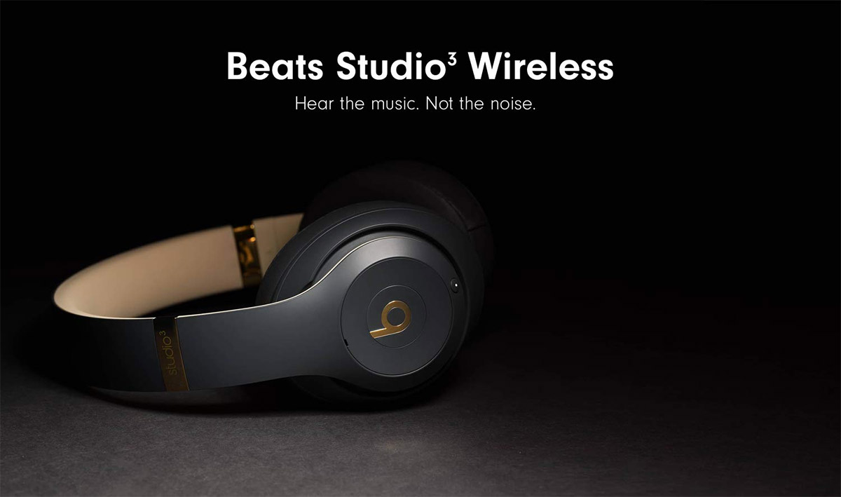 Rare Deal  Get  70 Off Apple s Latest And Premium Beats Studio3 ... c3b89c152c68
