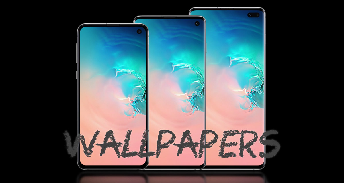 Download Official Samsung Galaxy S10 Wallpapers For Any Device Right Here Redmond Pie