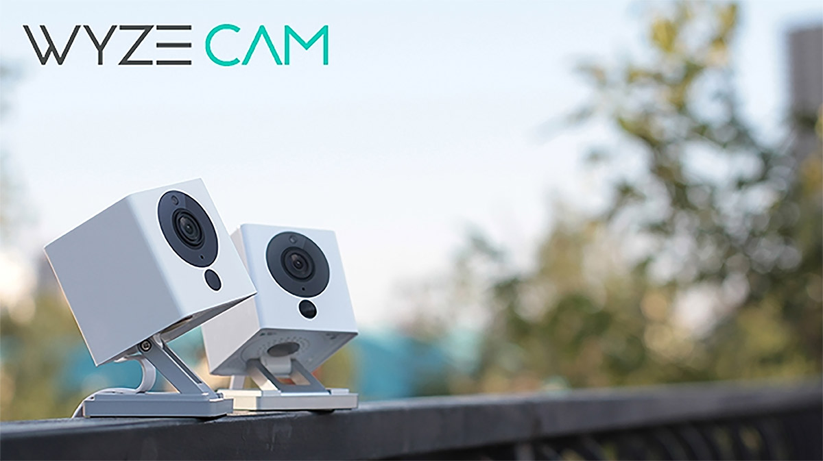 You Can Get Up 7 Of These $26 Wireless 1080p Smart Cams For