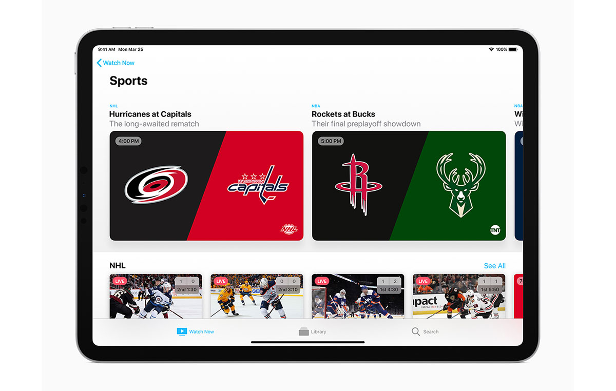 Samsung Smart TVs Get Apple TV App And AirPlay 2 Support Following