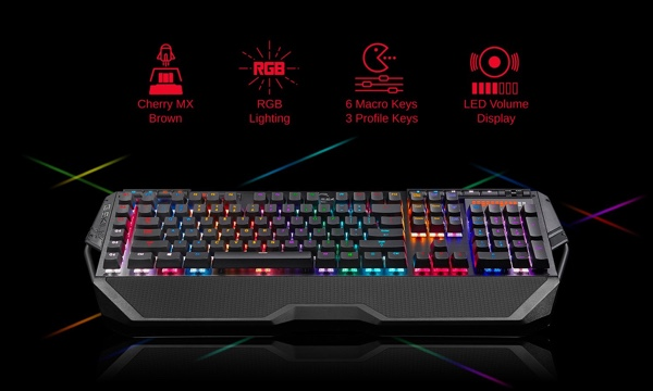 Every Gamer Should Own This G Skill Keyboard With RGB, Now