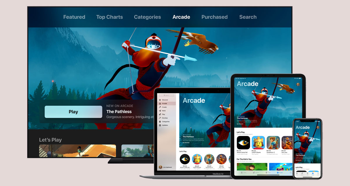 You Now Get 3 Months Free Apple Arcade With A New Apple Device Purchase
