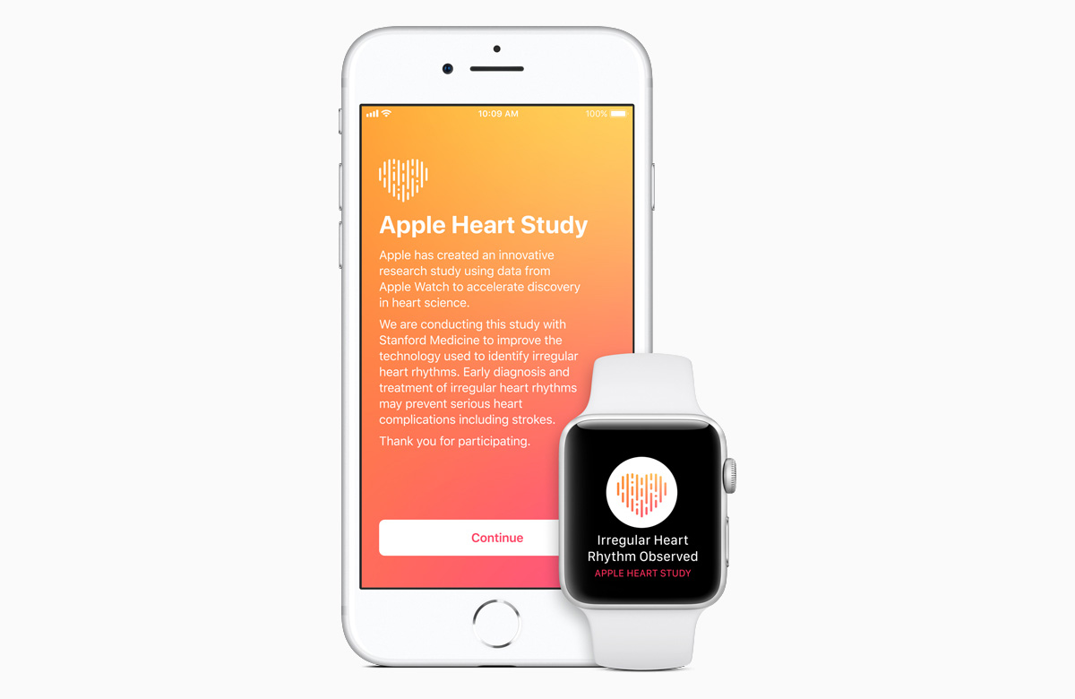 Stanford Medicine announces results of unprecedented Apple Heart Study