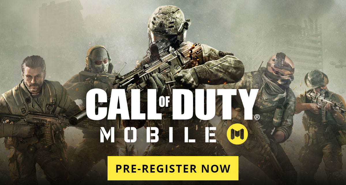 New Call Of Duty Game Confirmed For Mobile, Teases Battle Royale