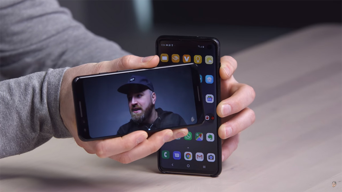 Watch Galaxy S10 Face Unlock Be Easily Fooled By Video Of