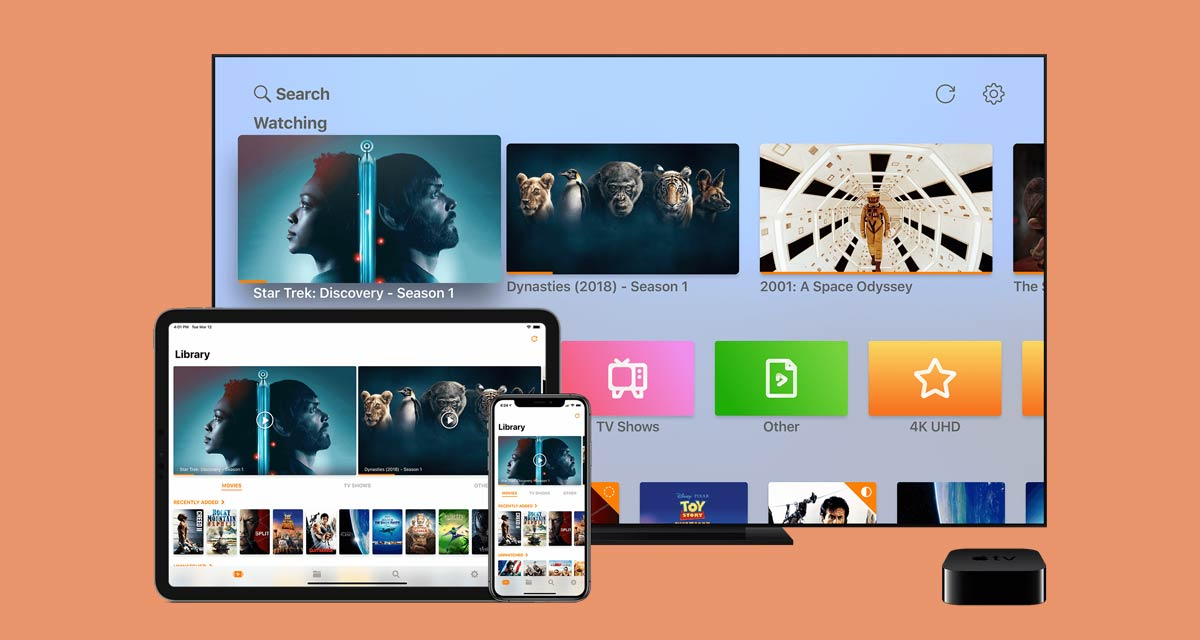 Infuse 6 For iOS And Apple TV Released, Here's What Is New   Redmond Pie