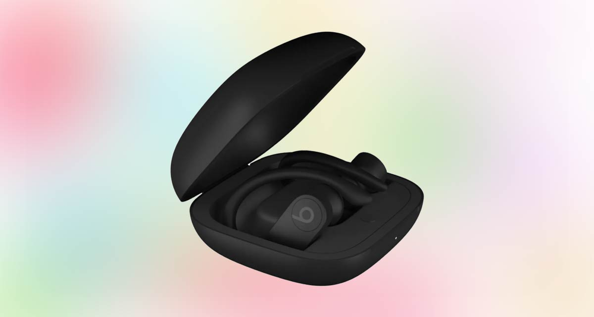 Leaked pictures show Apple's upcoming Powerbeats Pro wireless sport headphones