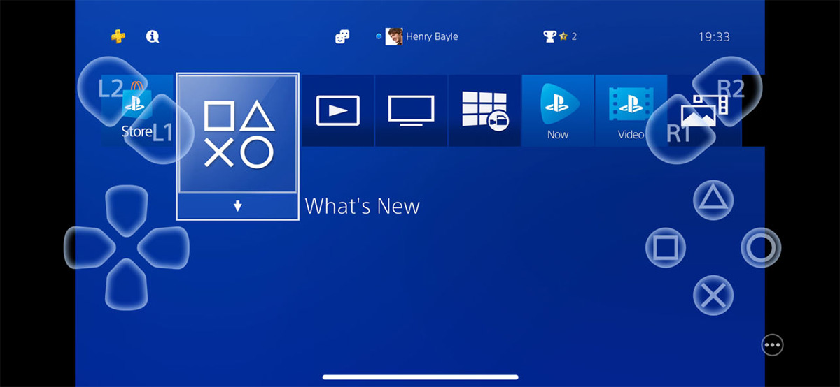 PS4 Remote Play For iOS Released, Lets You Play PS4 Games On
